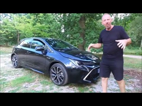 Hatchback of The Year 2019? All NEW Toyota Corolla Hybrid Hatchback Review