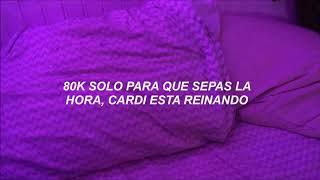 i do / cardi b feat sza (sub español)