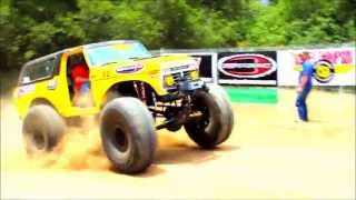 Top Truck Challenge 2013 Highlights