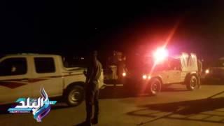 لحظة وصول جثمان الشهيد محمد صلاح إسماعيل لمطار أسيوط الحربي.. فيديو وصور