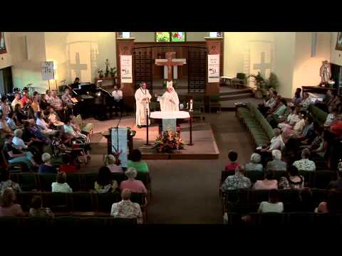 Teaching Mass with Bishop Larry:  Part I - Gathering