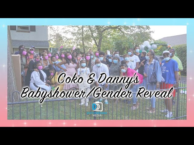 Babyshower/Gender Reveal | Recap | Disturbriana Media