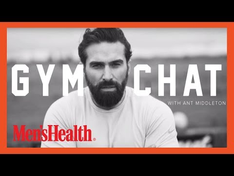 Ant Middleton Talks to Men's Health about Functional Fitness and Training at 38 | Men's Health UK