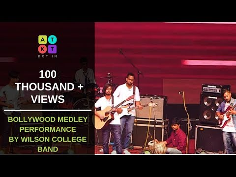 Wilson College Hindi Band at Malhar '16