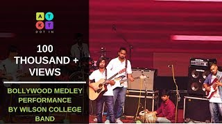 Award Winning Hindi Band Performance by Wilson College Students at Malhar Fest