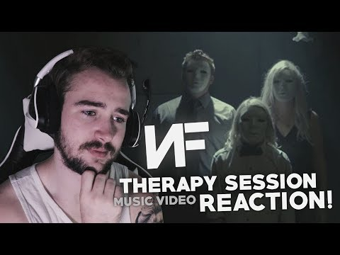 nf-|-therapy-session-|-music-video-reaction!
