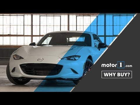 Why Buy? | 2017 Mazda MX-5 Miata RF Review