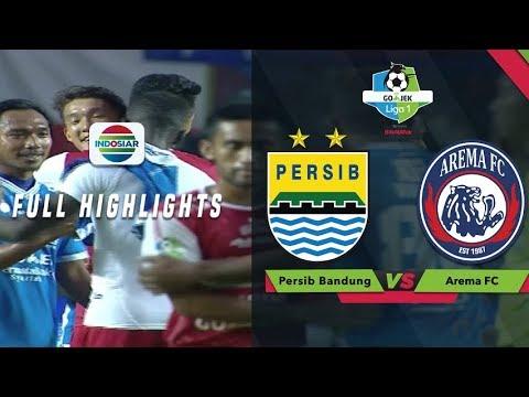 PERSIB Bandung (2) vs AREMA Malang (0) - Full Highlight | Go-Jek Liga 1 bersama Bukalapak
