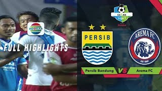 Download Video PERSIB Bandung (2) vs AREMA Malang (0) - Full Highlight | Go-Jek Liga 1 bersama Bukalapak MP3 3GP MP4