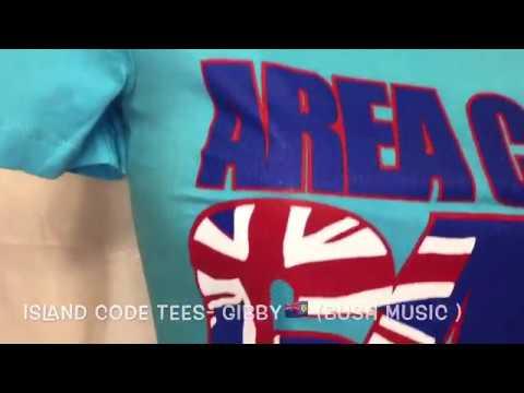 ISLAND CODE TEES/ AREA CODE 649