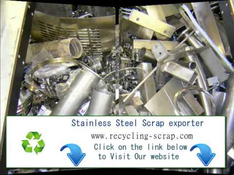 Angola Stainless Steel Scrap exporter importer wholesale suppliers