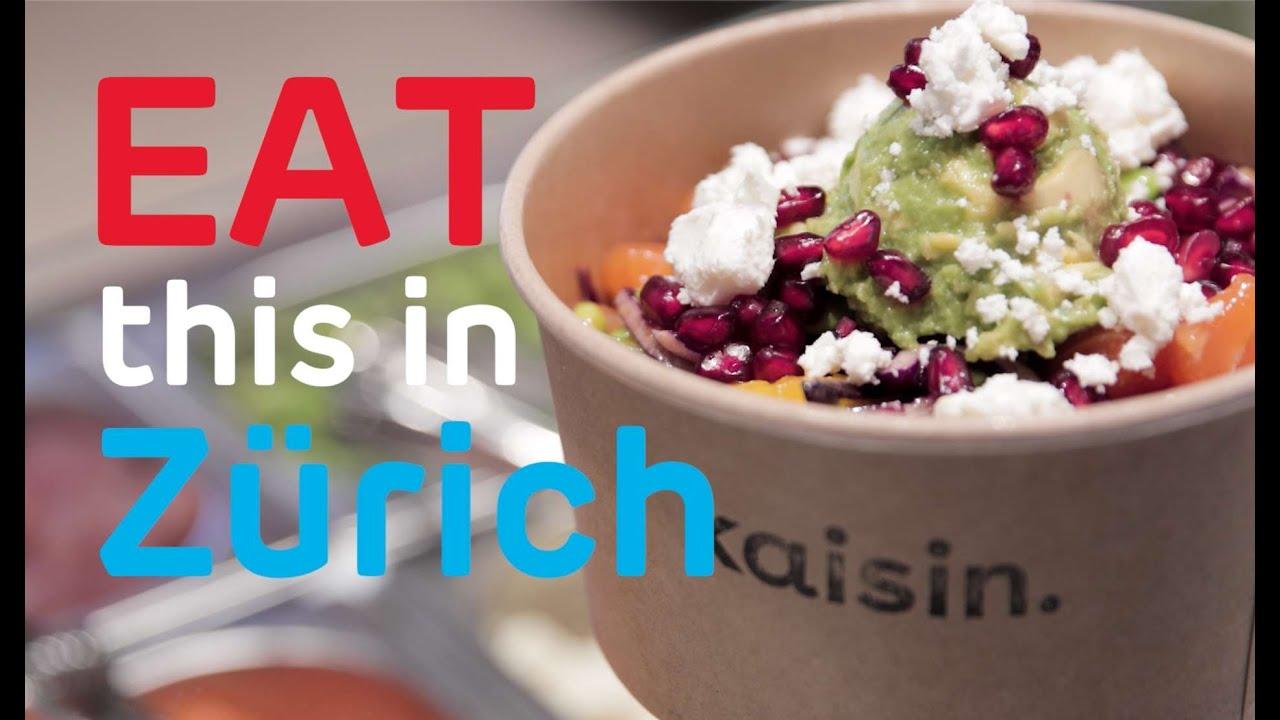 Download EAT.ch stellt vor: kaisin. Zürich