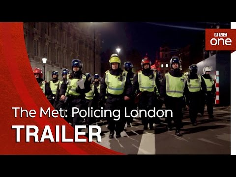 The Met: Policing London   Trailer - BBC One