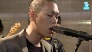 [V live] 170424 혁오 hyukoh - 와리가리 Comes And Goes SHOWCASE LIVE