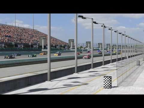 GRAND-AM racing at Homestead
