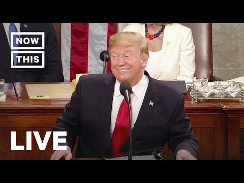 STATE OF THE UNION: President Trump Fact-Checked Live | NowThis Mp3