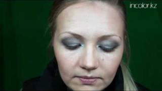 Вечерний макияж - часть 2