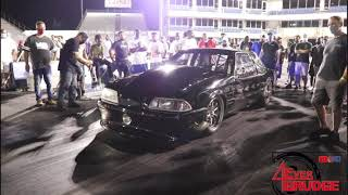 SINGLE TURBO MUSTANG IS FLYING AND NOT HOLDING BACK FOR NOTHING !! LISTEN TO THESE WHISTLES !!