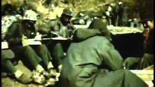 Война в Корее в цвете