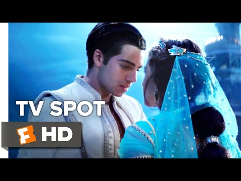 Aladdin TV Spot - Connection (2019) | Movieclips Coming Soon