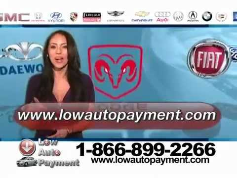 """LOW AUTO PAYMENT"" Comercial"