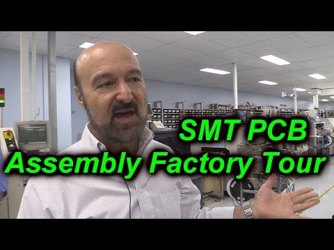 EEVblog #684 - Ness SMT Manufacturing & Assembly Factory Tour