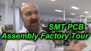 EEVblog #684 - Ness SMT Manufacturing & Assembly Factory Tour