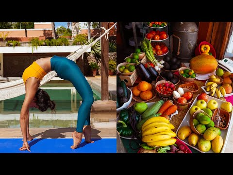 What I Ate Today While Traveling | Raw Vegan Healthy Travel Tips & Lifestyle FAQ