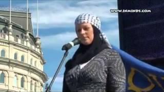 Gambar cover Gazze HELAL OLSUN.. Allahu Ekber...Bir Fatımatu-z Zehra bir mücahide..
