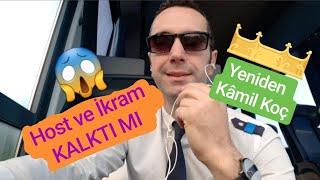Yeniden Kamil Koç | ( YouTube Bus Vlog )