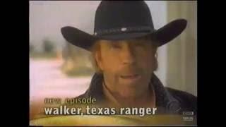CBS Saturday | Martial Law | Walker Texas Ranger | Promo | 1999 thumbnail