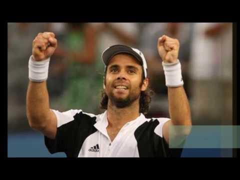 Fernando Gonzalez - Best Points (HD)