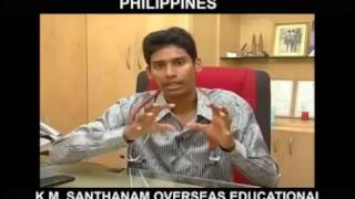 DAVAO MEDICAL SCHOOL FOUNDATION-K.M.SANTHANAM OVERSEAS EDUCATIONAL CONSULTANCY,CUDDALORE