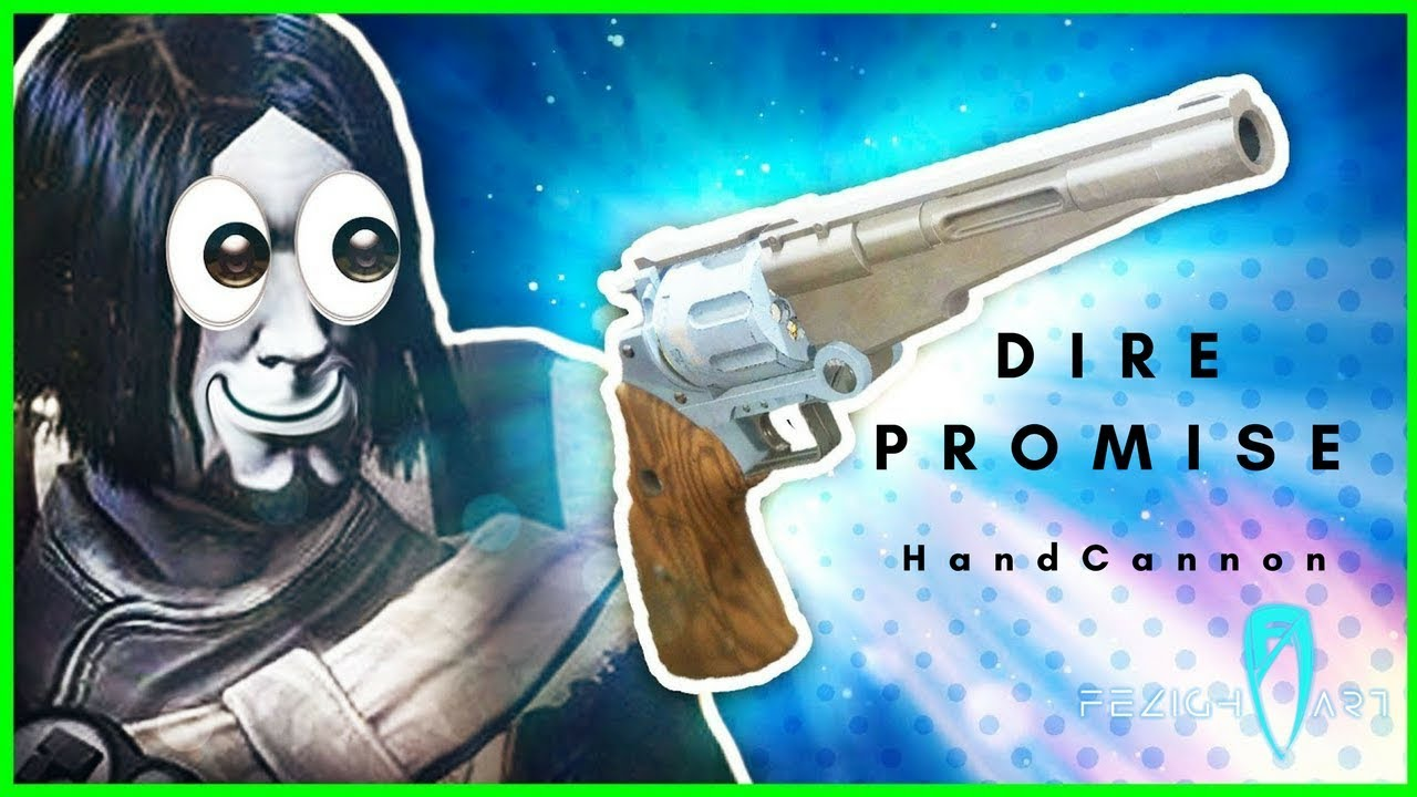 dire promise destiny 2 how to get