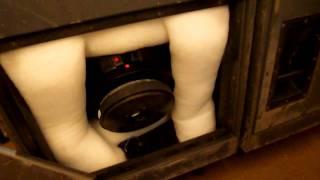 Martin Audio WSX speaker inventory