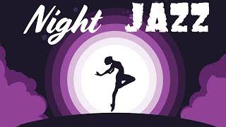 Nuit romantique Jazz - Lounge Instrumental Music - Soft JAZZ pour le travail, l'étude, le bonheur