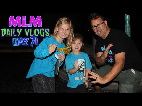 The kids meet The MC Bat Commander! MLM Daily Vlogs! Day 71?