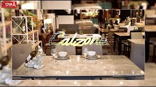 Nova Furnishing l Product Feature - Calzone Dining Table