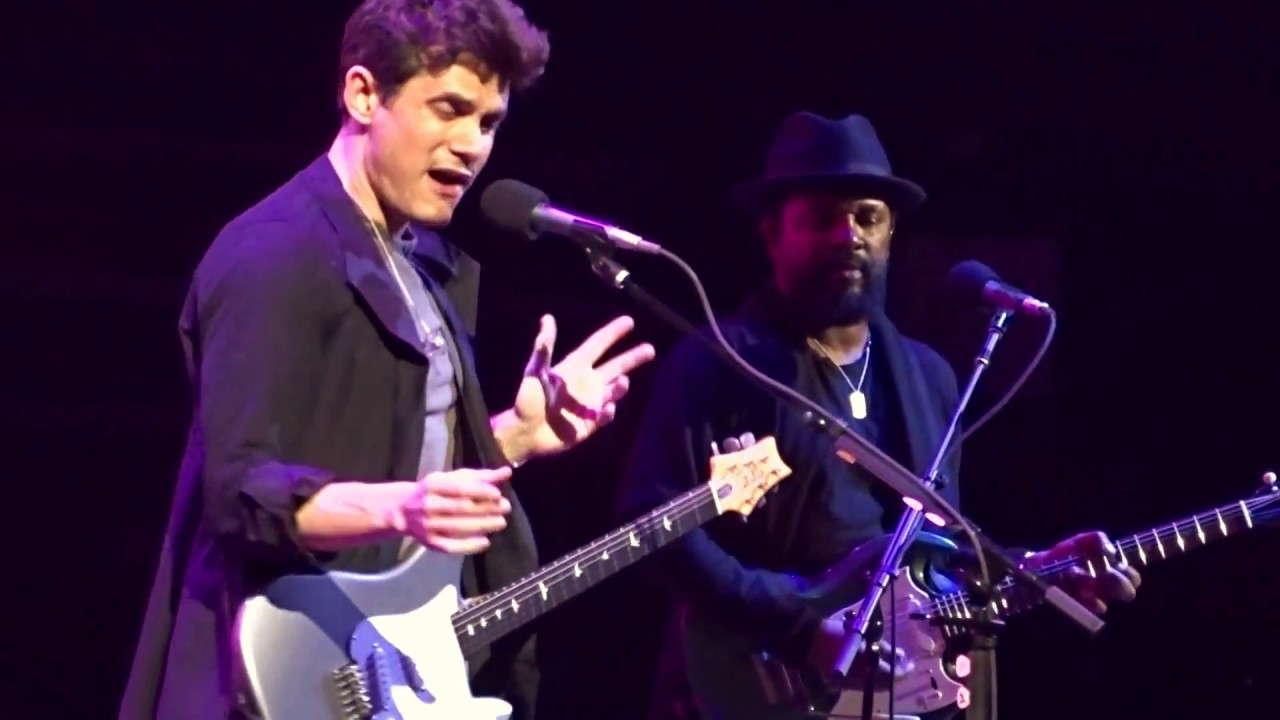 John Mayer Moving On And Getting Over 4 9 17 Boston Ma