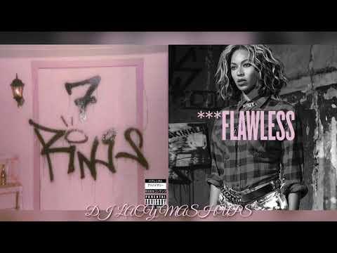 """7 Flawless Rings"" ~ Ariana Grande x Beyoncé (Mashup)"