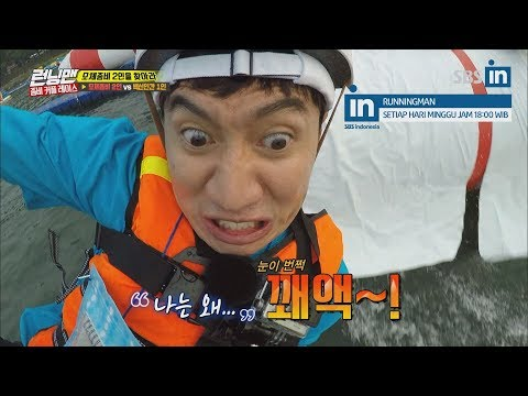 Old Video]Kwang Soo so different from Seol Hyun in Runningman Ep