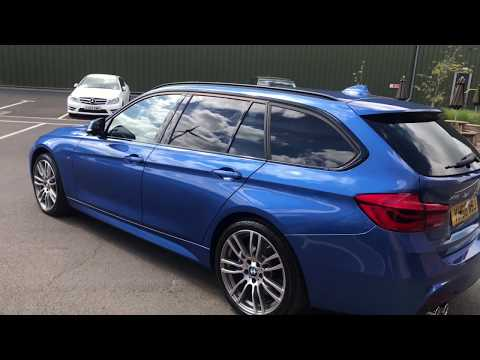 2016 66 Reg - BMW 335d M Sport Touring Auto xDrive 5dr - 4K HD WALK AROUND -