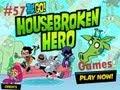 Games: Teen Titans - Housebroken Hero