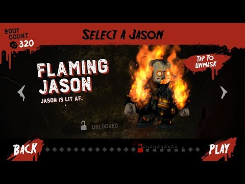 Friday The 13th Killer Puzzle All Jasons Unlocked!!!