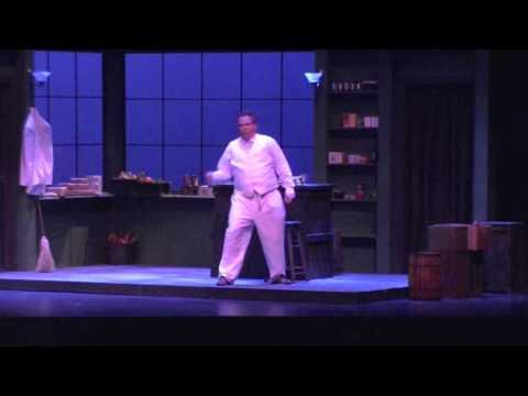 Dennis Tamblyn sings Albert Herring Act II scene ii Part 2