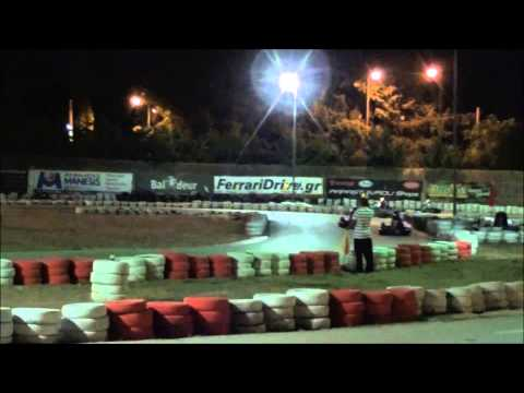 "F1 FANS KART Challenge ''ATHENS"" 2014 RACE 9 - 3D"