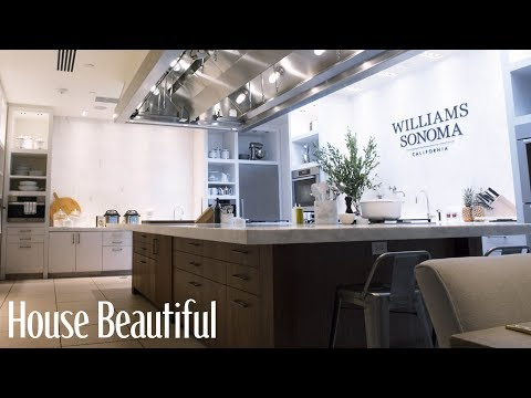 Inside The Incredibly Organized Williams Sonoma Test Kitchen | HB