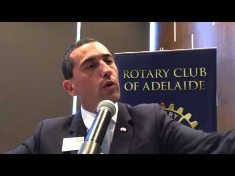 Tom Koutsantonis - Treasurer for South Australia