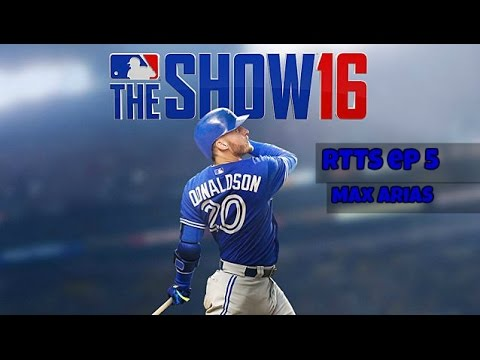 Finally a red wing!! | the show 16 | RTTS #5