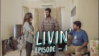 LIVIN\' Ep 1 - Space Wars (Tamil Web Series) | Put Chutney